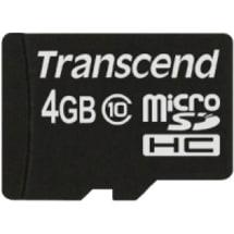 4GB MICRO SDHC10 - TS4GUSDC10