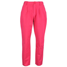 Yelz Straight Fit Chinos Trouser | Pink