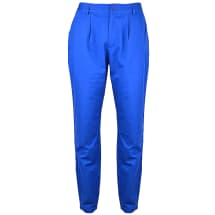 Yelz Straight Fit Chinos Trouser | Bright Blue