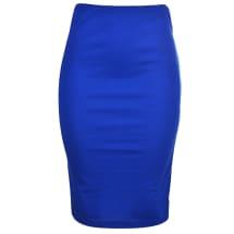 Carol Midi Skirt | Cobalt