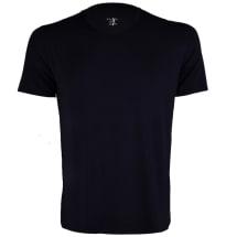 Gent Round Neck Undershirt - Black