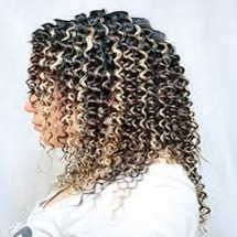 24pcs Rubber Hair Styling Spiral Curl Perm Rod-BIGGEST SIZE