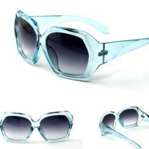 Polarised Transparent Sunglasses
