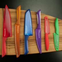 6 Piece Stainless Steel Knife Set | Pure Komachi HD