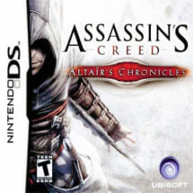Assassin's Creed Altairs Chronicle - Nintendo DS