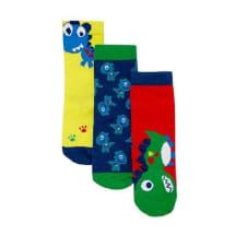 Baby Boys Quality Dinosaur Design Socks