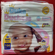 Baby Diapers | Mini | Size 2 (3-6 Kg)