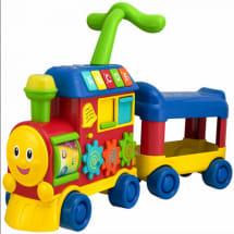 Baby Walker - Ride-on Learning Train