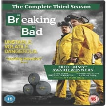 Breaking Bad: Season 3 (DVD)