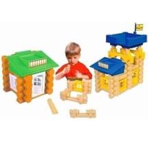 Build House - Children Fun Model of Building Blocks
