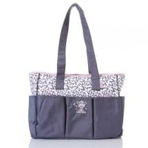 Cheetah Diaper Bag