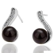 Classic Pearl 925 Silver Earings