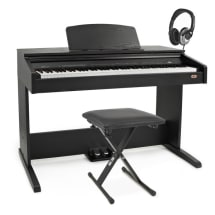 DP250 Digital Piano by Gear4music + Accessory Pack