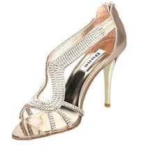 Diamante Feature Shoes