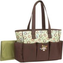 Diaper Bag - Monkey Print