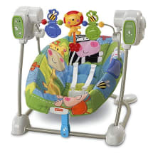 Discover n Grow Spacesaver Swing and Seat