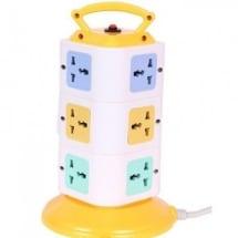 FIL 12 Way Power Extension Lead Socket