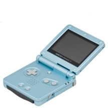 Gameboy Advance SP Game Console