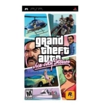 Grand Theft Auto Vice City Stories - PSP