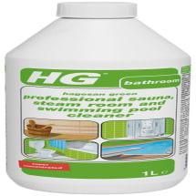 HG Professional Sauna | Steam Room & Swimming Pool Cleaner