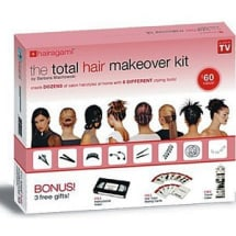 Hairagami Total Hair Styling Makeover Kit