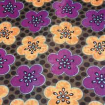 Ivory Ankara - Multicolour - 6 Yards