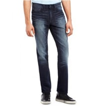 Kenneth Cole Reaction Straight-Fit Sandblast Jeans