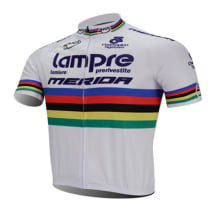Lampre Short Sleeve Cycling Jersey | Multicolour