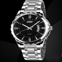 Luxury Business Causal Men Watch | Black