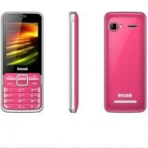 M2 Dual Sim Feature Phone   Pink