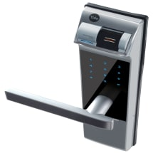 Mortise Digital Door Lock with Fingerprint Recognition