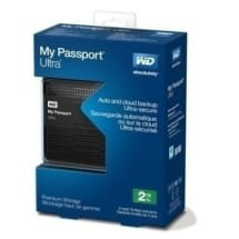 My Passport Hard Drive - 2TB