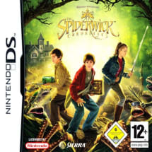 Nintendo DS - The Spider Wick Chronicle