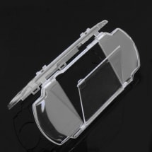 PSP 2000 & PSP 3000 Slim Clear Crystal Case