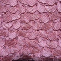 Petals Chord Lace   Pink