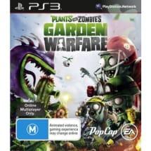 PlayStation 3 Garden Warfare