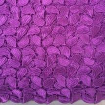 Purple Petals Chord Lace