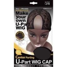 Qfitt Center U-Part Wig Cap