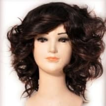 Romance Human Hair Wig - 14 Inches