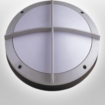 Round Wall and Ceiling Fitting Lamp