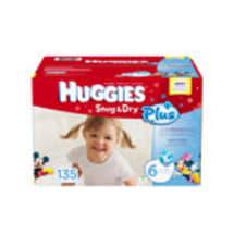 Snug & Dry Plus Diapers | Size 6