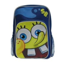Spongebob Squarepants Blue Backpack