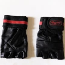 Strong Weight Lifting Gym Gloves