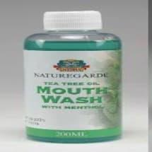 Tea Tree Oil Mouth Wash