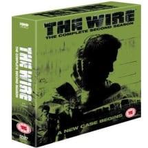 The Wire: Season 2 (DVD) | CSLSP