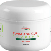 Twist and Curl Pudding