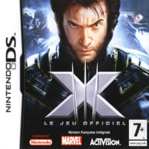 X-men - The Official Game - Nintendo DS