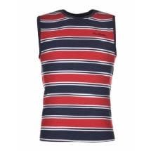 YD Sleeveless Vest - Red