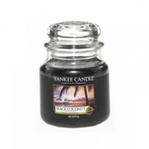 Yankee Candle Large Jar - Black Coconut