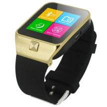 ZGPAX Smart Watch Phone   Gold